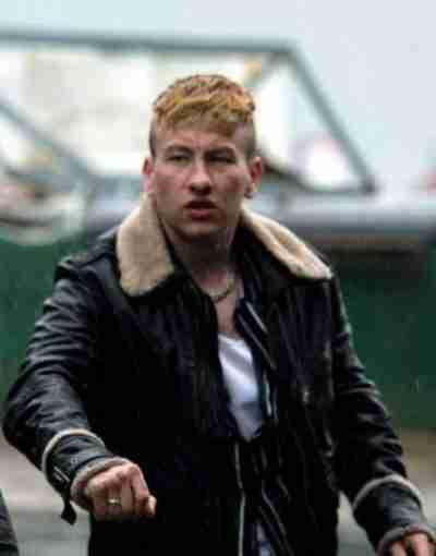 Eternals 2021 Barry Keoghan Fur Collar Jacket