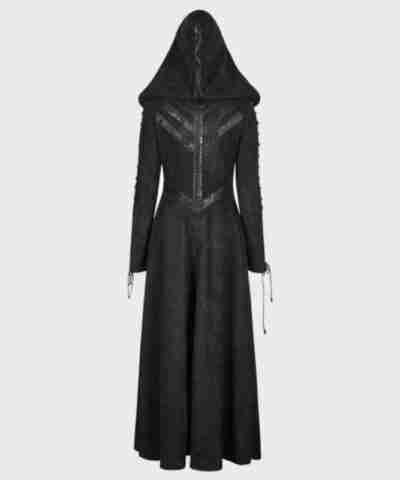 Gothic Dark Angel Coat