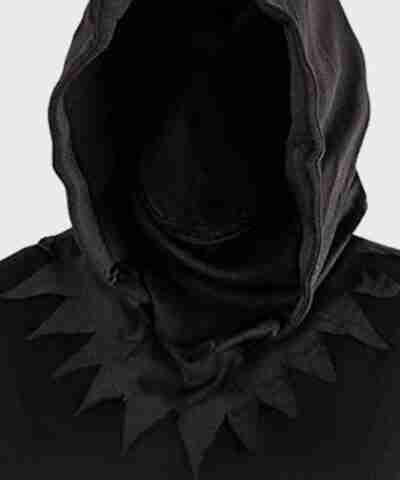 Grim Reaper Black Long Coat