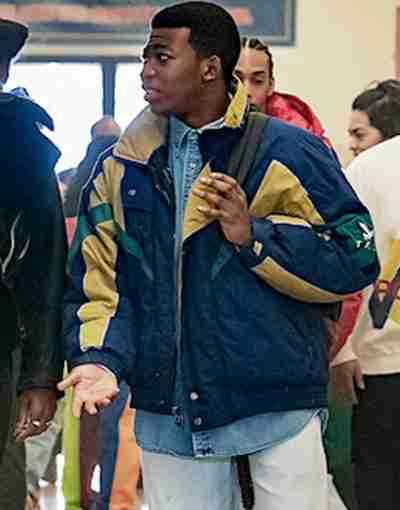 Power Book III Raising Kanan Mekai Curtis Tri-Color Jacket