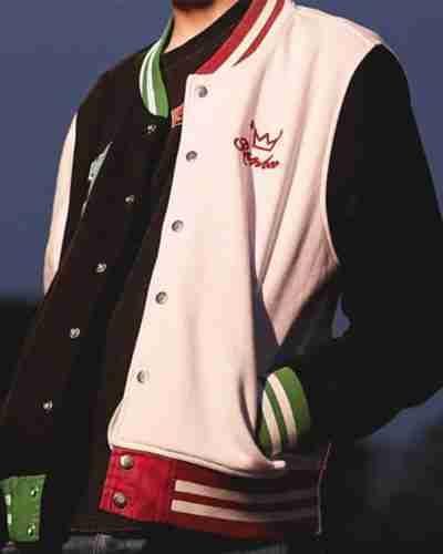 Ranboo Varsity Jacket