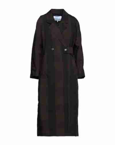 Sex Education Hope's Checked Coat