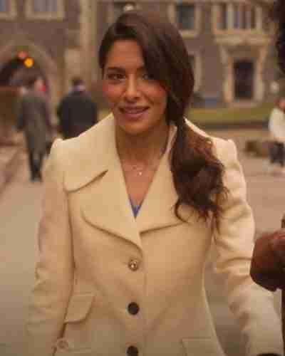 SexLife Sarah Creme Shahi Coat