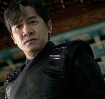 Shang-Chi and the Legend of the Ten Rings Chiu-Wai Leung Black Costume