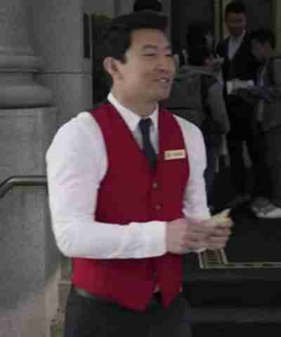 Shang-Chi and the Legend of the Ten Rings Red Vest