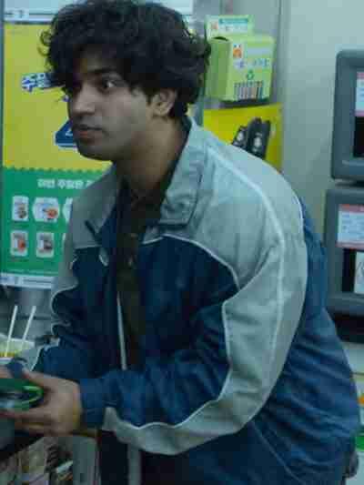 Squid Game Ali Abdul Jacket