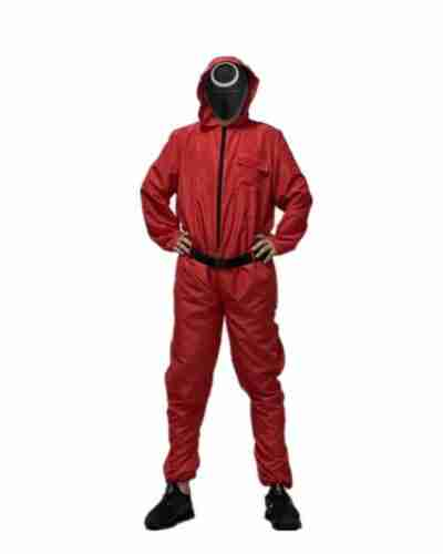 Squid Game Guard Jumpsuits