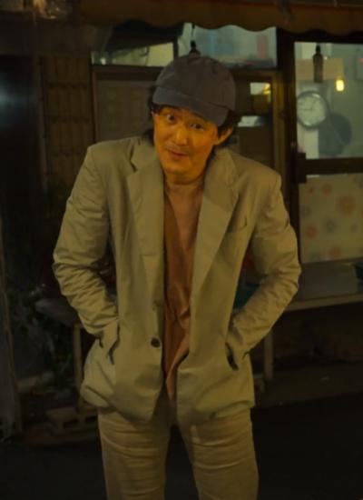 Squid Game Jung-jae Lee Blazer