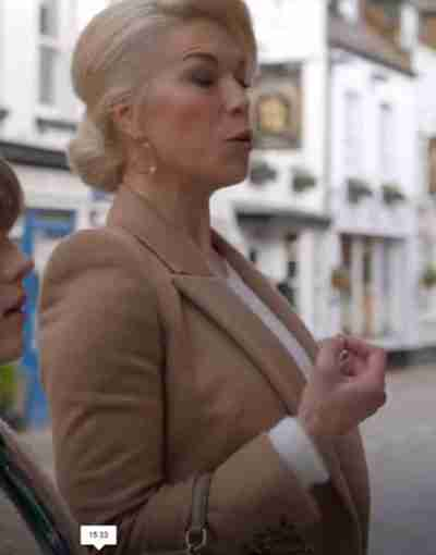 Ted Lasso Hannah Waddingham Brown Trench Coat