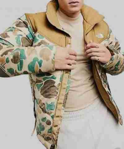 Ted Lasso Richard Puffer Jacket