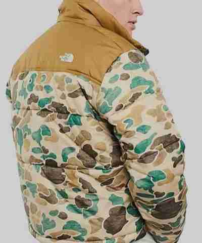 Ted Lasso Richard Puffer Jackets