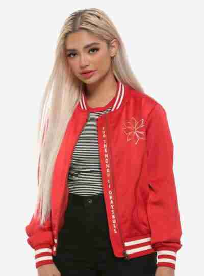 The Princesses of Power Adora Red Jacket