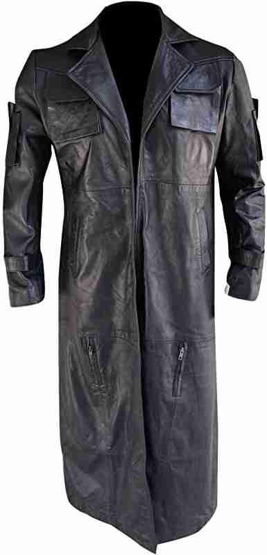 The Punisher Frank Castle Jane Leather Coat