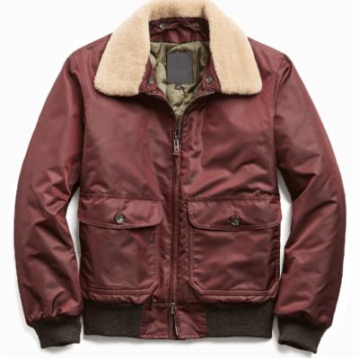 Todd Snyder Golden Bear Bomber Jacket