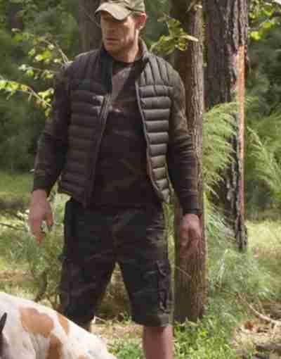 Vacation Friends 2021 John Cena Puffer Vest