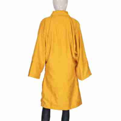 Villanelle Killing Eve Season Yellow Coat