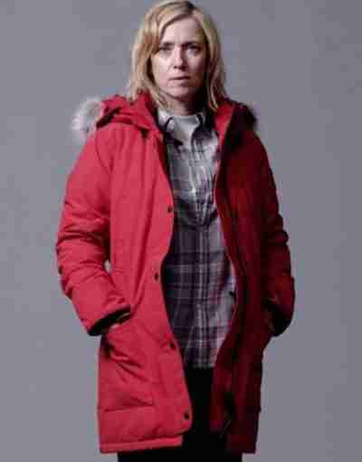 War Of The Worlds S02 Catherine Durand Parka Jacket