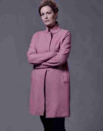 War Of The Worlds S02 Sarah Gresham Pink Coat