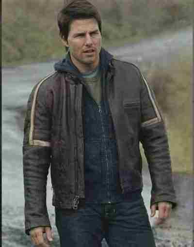 War Of The Worlds S02 Tom Cruise Jacket
