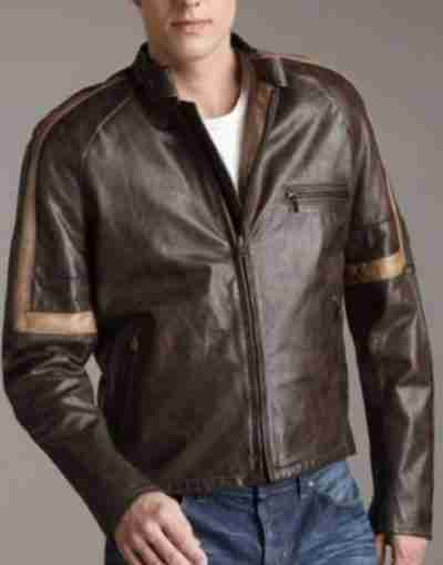 War Of The Worlds S02 Tom Cruise Leather Jacket