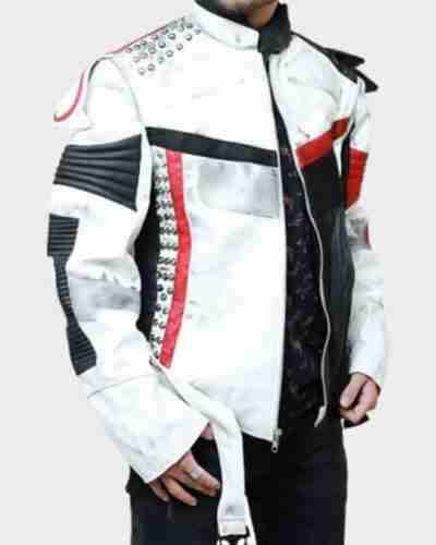 Carlos Descendants 3 Leather Jacket