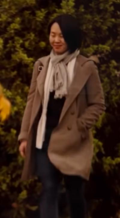Chucky 2021 brown blazer