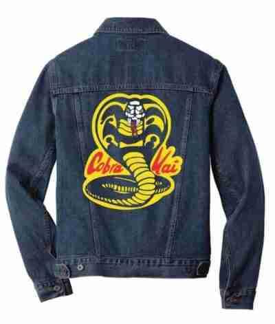 Cobra Kai Denim Jacket