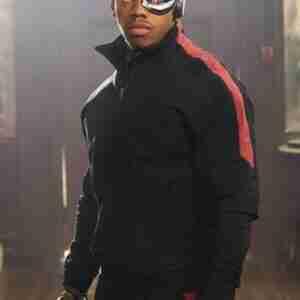 Doom Patrol Cyborg Bomber Jacket