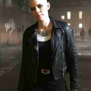 Doom Patrol S02 Hammerhead black Jacket