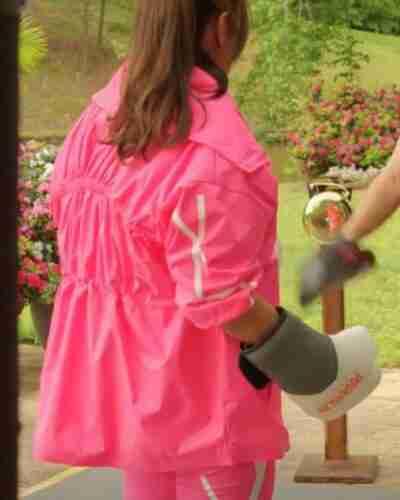 Dynasty Cristal Jennings Pink Jackets