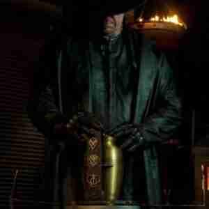 Escape The Undertaker Long Coat