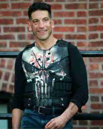 Frank Castle The Punisher Season 2 Black Vest