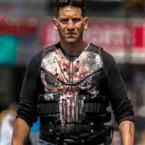 Frank Castle The Punisher Season 2 Vest