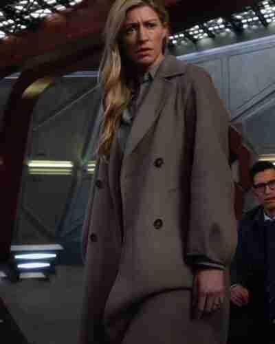 Legends Of Tomorrow Ava Sharpe Coat