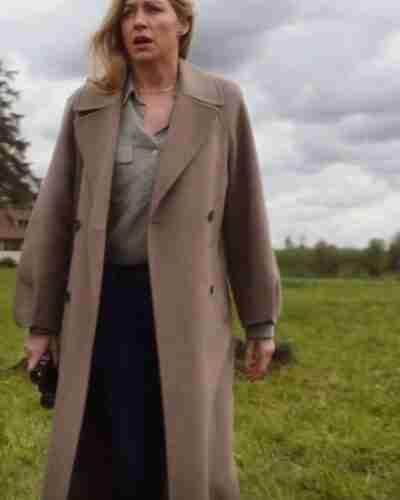Legends Of Tomorrow Ava Sharpe Oversized Long Coat