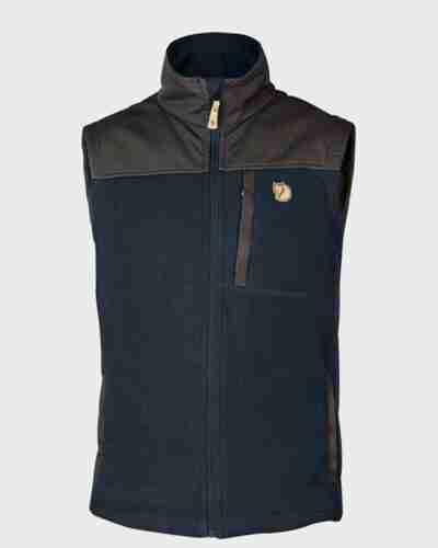 Maid Nate Blue Vest