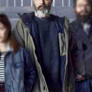 Riders Of Justice 2021 Mads Mikkelsen Grey Jacket