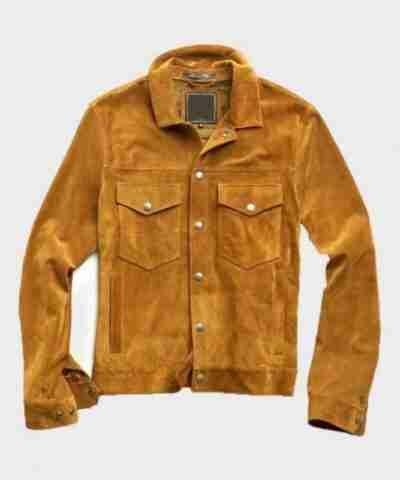 Riverdale Archie Andrews Suede Jacket