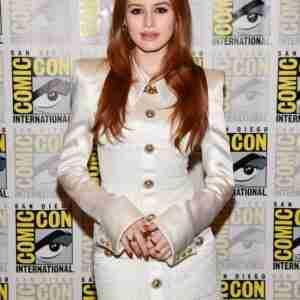 Riverdale Cheryl Blossom White Coat