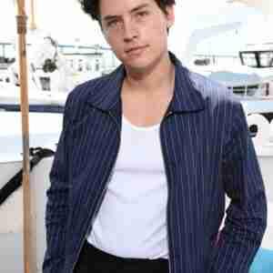 Riverdale Cole Sprouse Blue Jacket