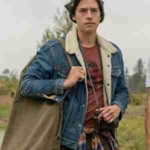 Riverdale Cole Sprouse Denim Jacket