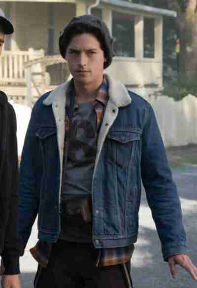 Riverdale Cole Sprouse Jacket