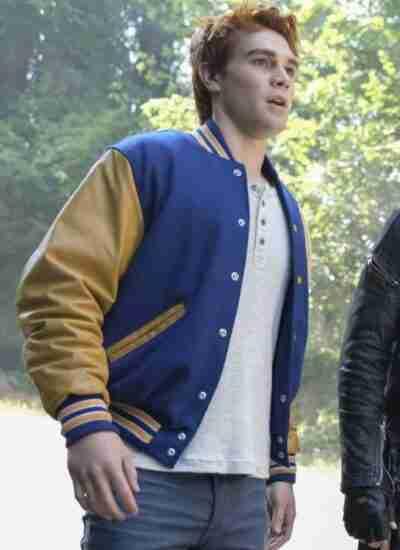 Riverdale KJ Apa Archie Jacket