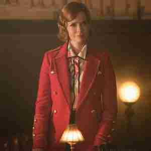 Riverdale Nathalie Boltt Red Blazer