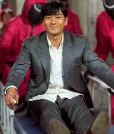 Squid Game Cho Sang-Woo Blazer
