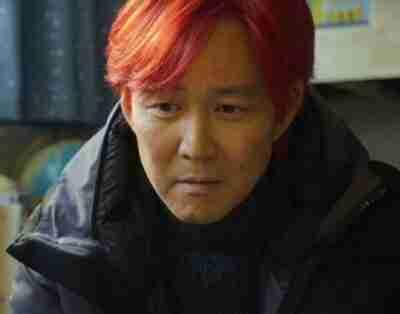 Squid Game Seong Gi-hun Puffer Coat