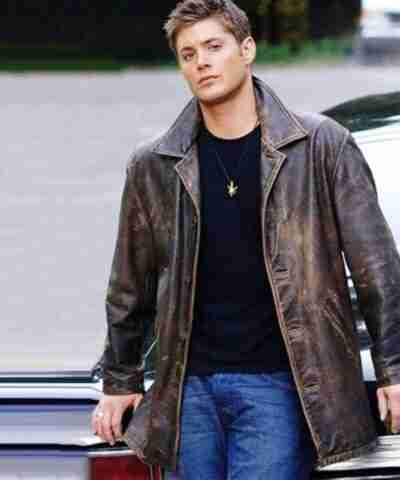 Supernatural Dean Winchester Brown Coat