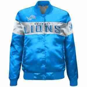 Women Detroit Lions Showtime Jacket